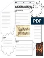 The Baroque Period - Worksheet.docx