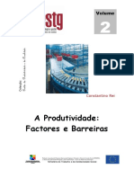 Manual 2 - Produtividade factores e barreiras Angela Marques