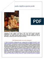 Srila Prabhupada explica quem pode entender