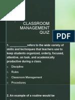 Classroom Management Quiz.pptx