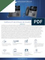 Datasheet_GRP2616_spanish