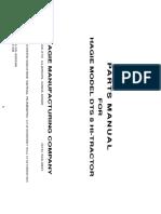 493326 DTS8 Parts Manual 2005