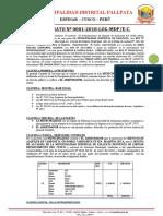 01 SERVICIO DE ALQUILER  DE CAMIONETA FABIANO & CAMILA E.I.R.L. - FABICAN E.I.R.L