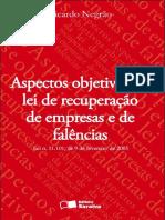 Aspectos Objetivos da Lei de Recuperação de Empresas - 4ª edição.pdf