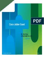 Cisco JabberGuest