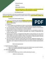 Derecho Procesal Funcional resumen.