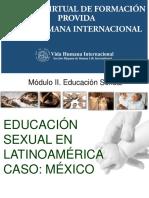 Educación Sexual en LA - Caso México