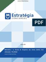 Aula 0 Notação Matemática  e Apresentação do curso - Estratégia Concursos
