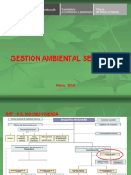 Gestión Ambiental Sectorial OMA