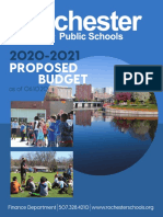 RPS 2020-2021 Proposed Budget