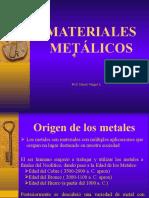 Propiedades metales