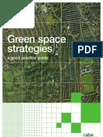 Green Space Strategies