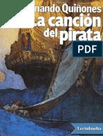 La cancion del pirata - Fernando Quinones