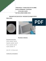 informe patologia clinica 3