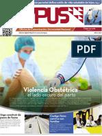 Revista Campus UNA abril