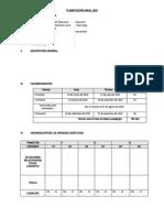 1-Planificación Anual
