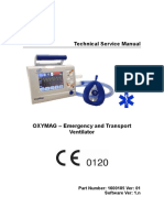 Technical Service Manual for Oxymag