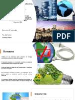 Expo 2 economía de la enería