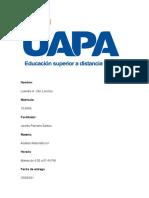 tarea 1 Análisis Matemático (Uapa)
