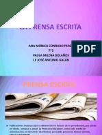 LA PRENSA ESCRITA.pptx