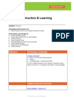 campus instruction   campus learning-learning guide