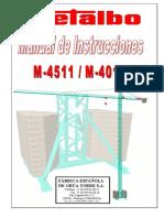 M-4511 M-4013 ESPAÑOL.pdf