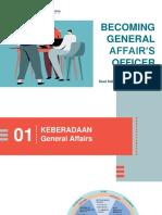 General Affairs Management PDF