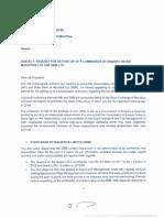 L'association des petits actionnaires réclame une commission d'enquête sur Air Mauritius et la SBM