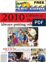 West Shore Shoppers' Guide, January 9, 2011