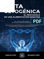 Dieta Cetogénica_ El protocolo de una alimentación efectiva (Spanish Edition)