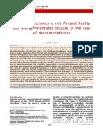 Quantum_Mechanics_is_not_Physical_Realit
