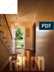 Radon Brochure from the Minnesota Department of Health