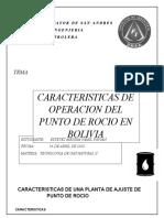 PET-240 CARACTERISTICAS PUNTO DE ROCIO