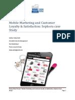 sephora market analysis case study.pdf