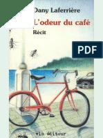 L'odeur du cafe - Dany Laferriere