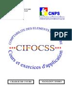 PAGE DE GARDE CIFOCSS