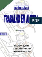 TREINAMENTO ALTURA BALASKA