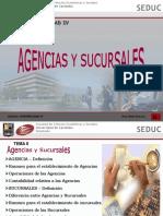 AGENCIAS Y SUCURSALES 1S_2020