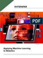 Machine Learning Robots - Final