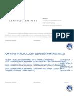 GM 1927 36 CALIDAD INCORPORADA EN LA FABRICACION (BIQS) INTRODUCCION 2019