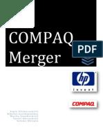HP COMPAQ Merger Final Version
