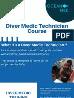 Diver Medic brochure