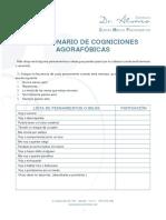 ACQ Cuestionario de cogniticiones agorafóbicas
