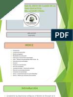 LINEAMIENTOS PARA EL INICIO DE CLASES DE LA [Autoguardado] (1).pdf