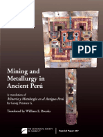 [Geological Society of America Special Papers volume 467] Georg Petersen G. - Mining and Metallurgy in Ancient Perú (GSA Special Paper 467) (2010, Geological Society of America) - libgen.lc.pdf