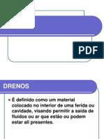 Aula - Drenos