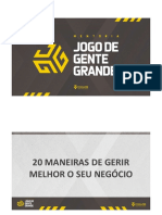 LILIAN- MENTORIA - Jogo de Gente Grande - 2020 - Febracis
