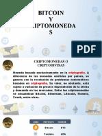 Presentación Criptomonedas