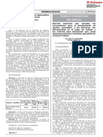 DS N° 001-2020-TR Decreto supremo lineamientos par el otorgamiento personas de discapacidad en el lugar de trabajo..pdf