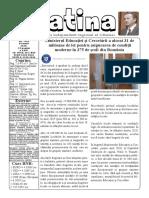 Datina - 18.06.2020 - prima pagină